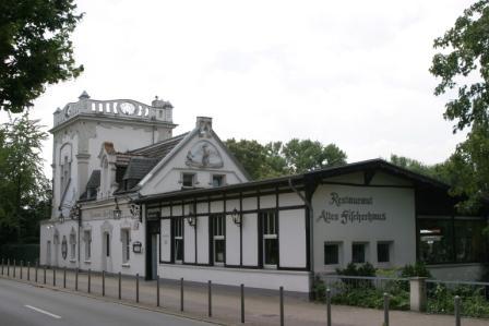 Altes Fischerhaus gastronomie