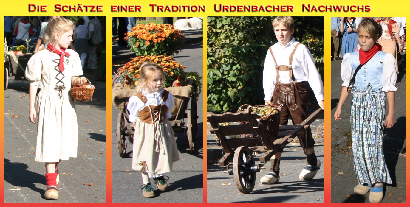 Erntedankfest Düsseldorf-Urdenbach
